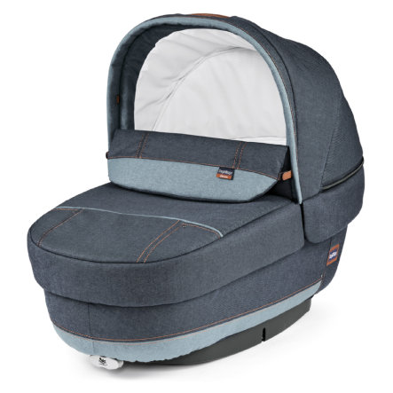 Peg perego nacelle navetta pop up blue denim a191860